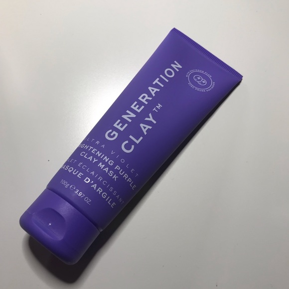Generation Clay Other - Generation Clay Ultra Violet Brightening Clay Mask